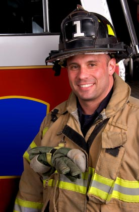 Can this Fireman Get Through Your Shatterproof Windows?