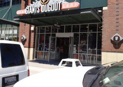 Giants Dugout