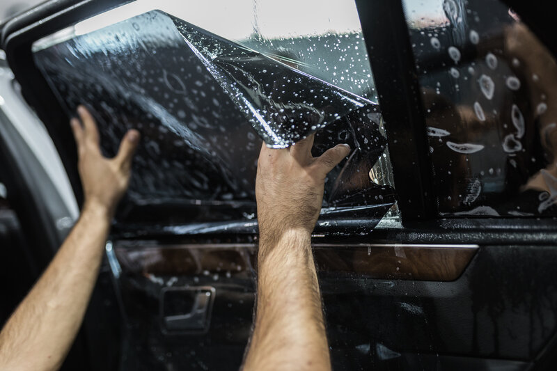 7 Reasons To Avoid DIY Auto Tinting